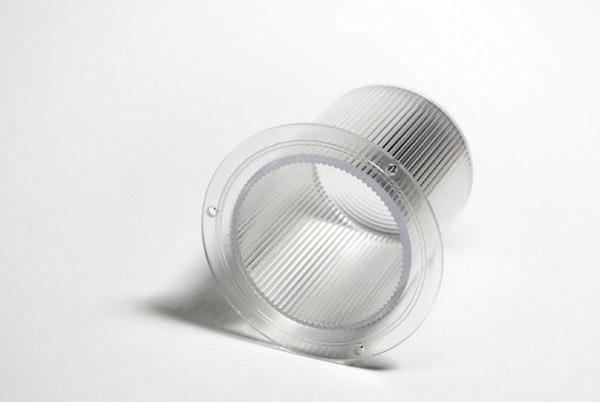 Lichthaube für optische Signalgeräte